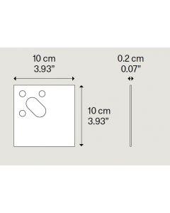 Lodes Back Plate Puzzle LD-PUZL-BP